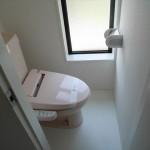トイレ/ 温水洗浄便座(内装)