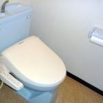 トイレ/温水洗浄便座
