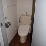 トイレ/温水洗浄便座(内装)