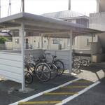駐輪場(外観)
