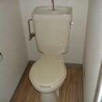 トイレ(内装)