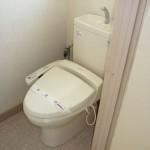 トイレ/ウォシュレット