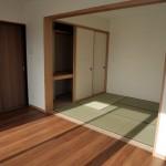 洋室8帖 床暖房(内装)